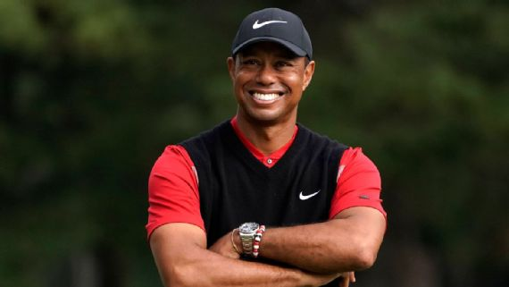 Presidents Cup 2019 Tiger Woods On Picking Himself