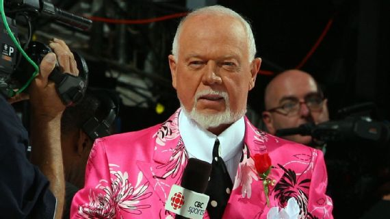 Canadian Hockey Commentator Don Cherry Fired From Sportsnet Following 'Immigrant Remarks'