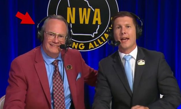 Announcer Jim Cornette Resigns from NWA After Dropping Racist Comment on Broadcast