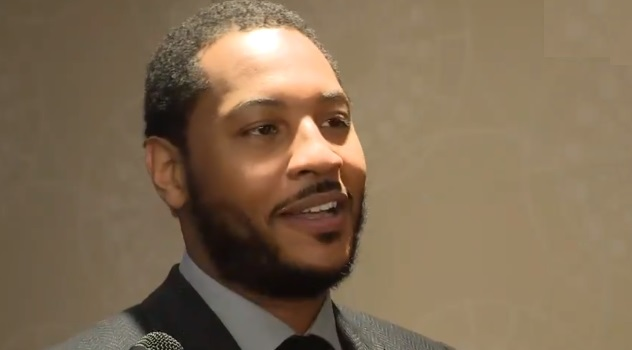 Carmelo Anthony Talks About How He's Struggling To Find an NBA Contract