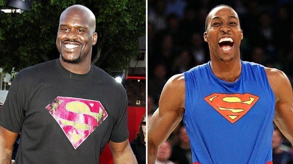 Shaq and Dwight Howard Have Finally Become Best Friends