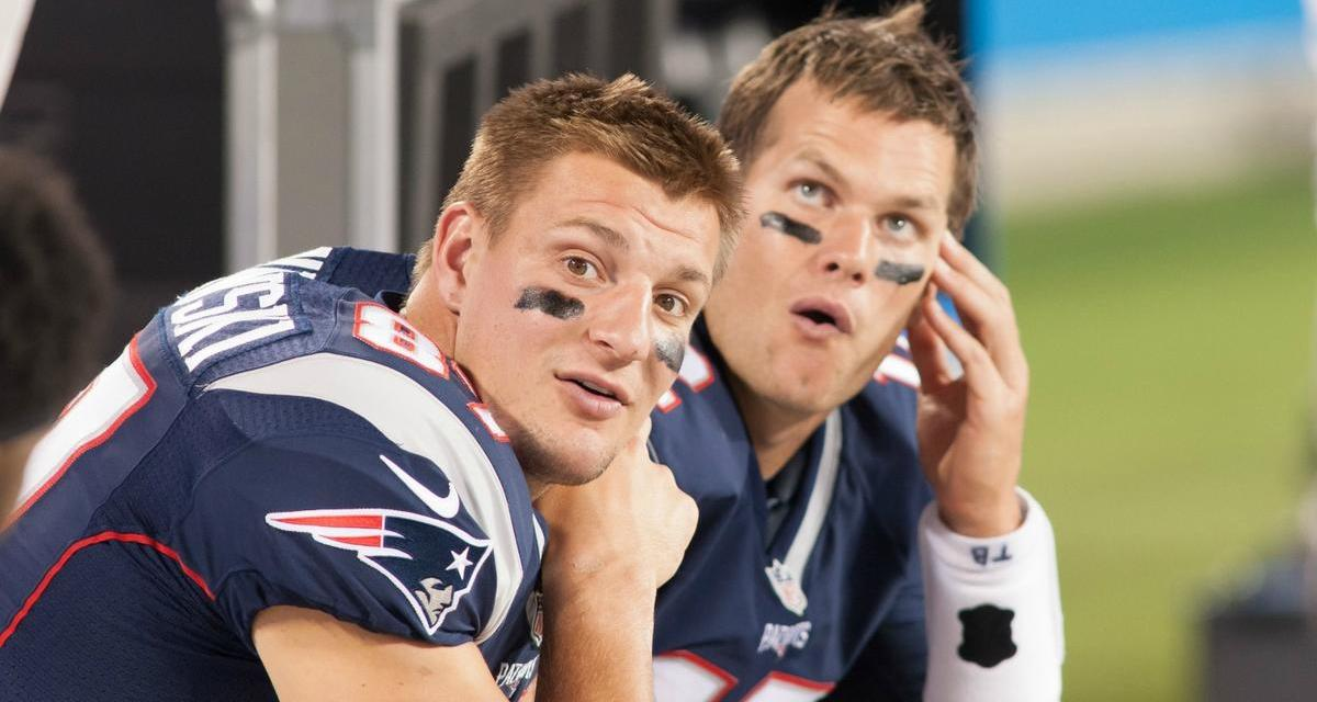 Tom Brady Toys With Fans With Gronk 'Reunion' Tweet