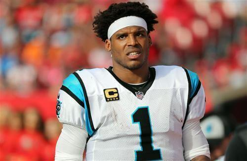 Cam Newton Will Have Surgery on His Foot