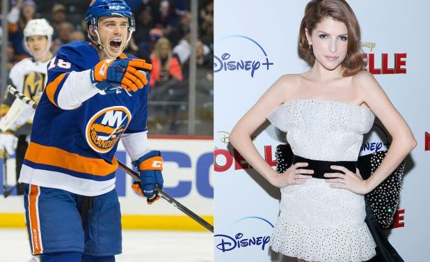Anna Kendrick Finally Responds to NHL Player Anthony Beauvillier Shooting His Shot