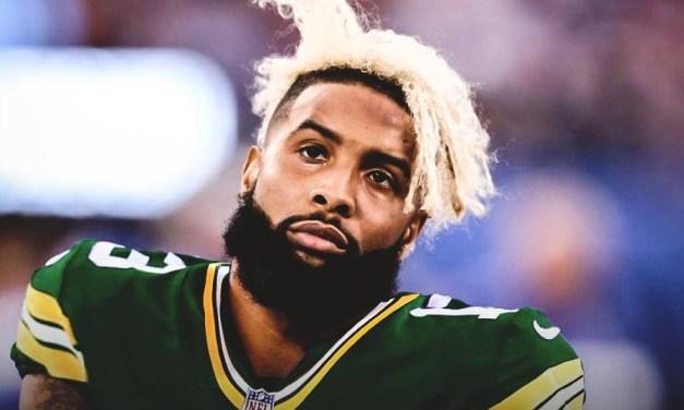 The Latest Rumor Has Odell Beckham Jr. Ending up on the Packers
