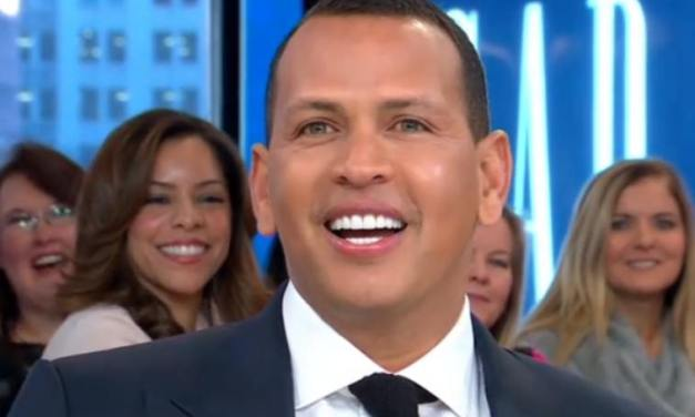 Alex Rodriguez Says 'Baby Yoda Is a Yankees Fan' in Strange Post