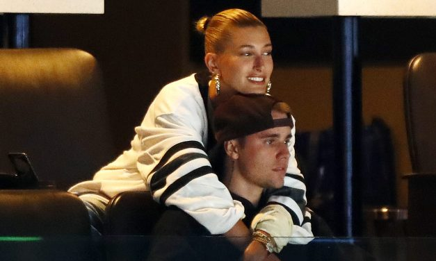 Justin Bieber Makes Naughty Joke About Wife Hailey Posting Hockey Highlights