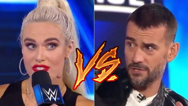 WWE's Lana Returns Fire at CM Punk Over His 'Misogynistic' Comments