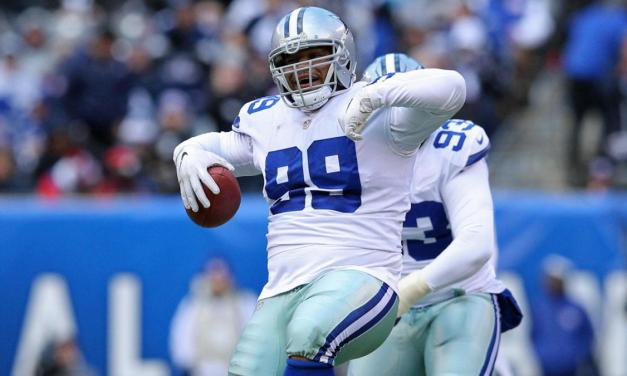 Cowboys Antwaun Woods Arrested on Traffic Stop and Charged with Possession of Marijuana