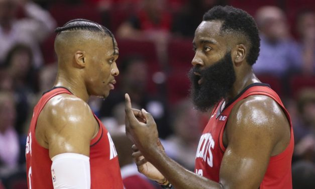 James Harden and Russell Westbrook Reportedly Having Trust Issues