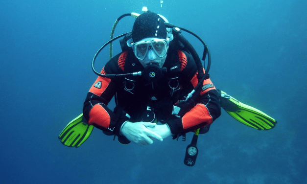Learn to scuba dive the easy way
