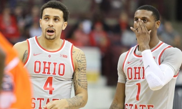 Two Ohio State Basketball Players Have Been Suspended