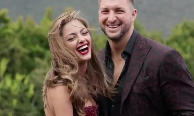 Tim Tebow One Step Closer To Losing His V CARD as he and Demi-Leigh Nel-Peters Enjoy Wedding Rehearsal Dinner in South Africa