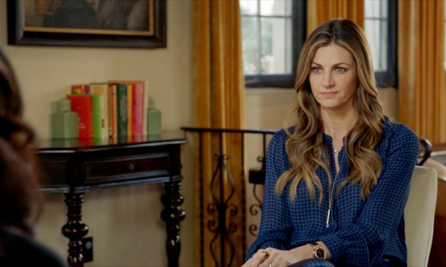 Real Sports Goes One on One with Erin Andrews