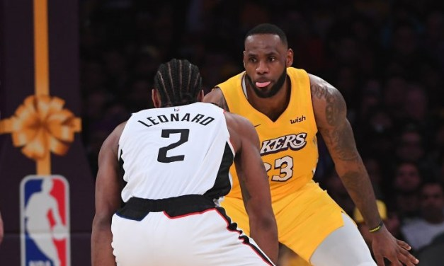 NBA Postpones Tuesday's Lakers-Clippers Game