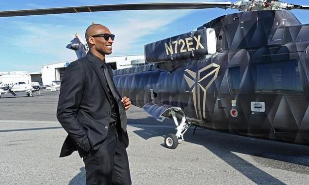 Video Has Emerged From Inside Kobe's Helicopter From Last Week