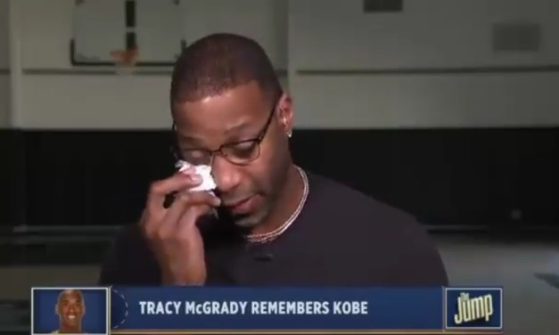 An Emotional Tracy McGrady Said Kobe Bryant Used to Say That He Wanted to Die Young