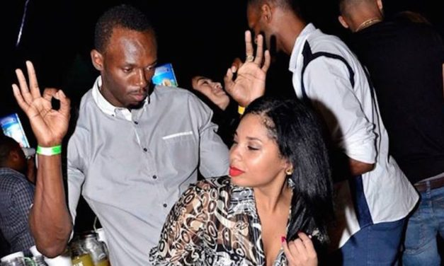 Usain Bolt and Model Girlfriend Kasi Bennett Reveal They are Expecting 'Golden Child'