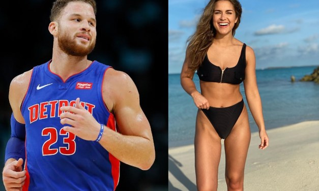 Blake Griffin Is Reportedly Dating Fox Sports' Brooke Fletcher