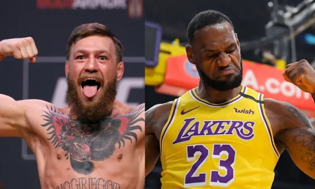 LeBron James Responds to Conor McGregor Being Inspired by his Actions