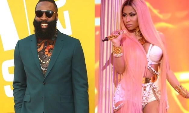 James Harden Reveals The Reason Nicki Minaj's Husband Wanted To Fight Meek Mill