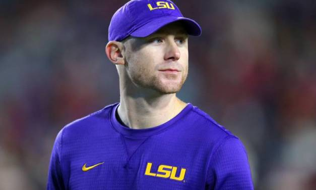 LSU's Passing Game Coordinator Joe Brady Reportedly Becoming the Offensive Coordinator for the Carolina Panthers