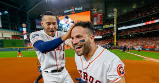 Jose Altuve Guarantees the Astros Will Be Back in the World Series Next Year