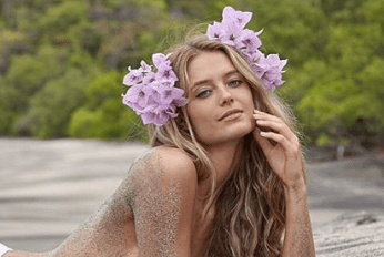 SI Swimsuit Model Kate Bock Shared a Topless Picture as She Craves the Sun and a Beach