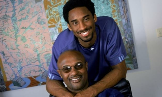 Kobe Bryant's Heartbroken Father Joe Bryant Is Seen for the First Time