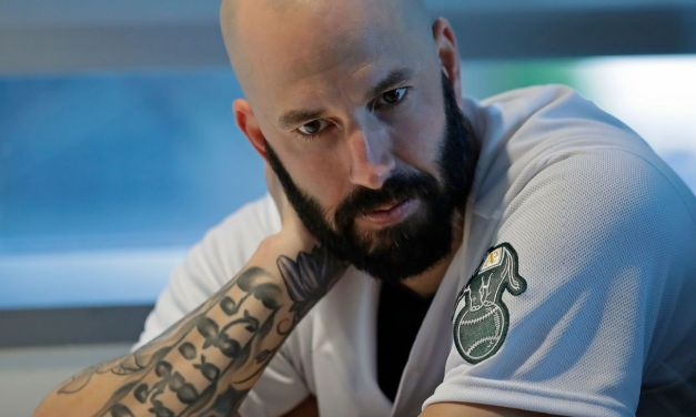 Athletics Pitcher Mike Fiers Exposed for Messing with 17 Year Old Girl and Sending DM's