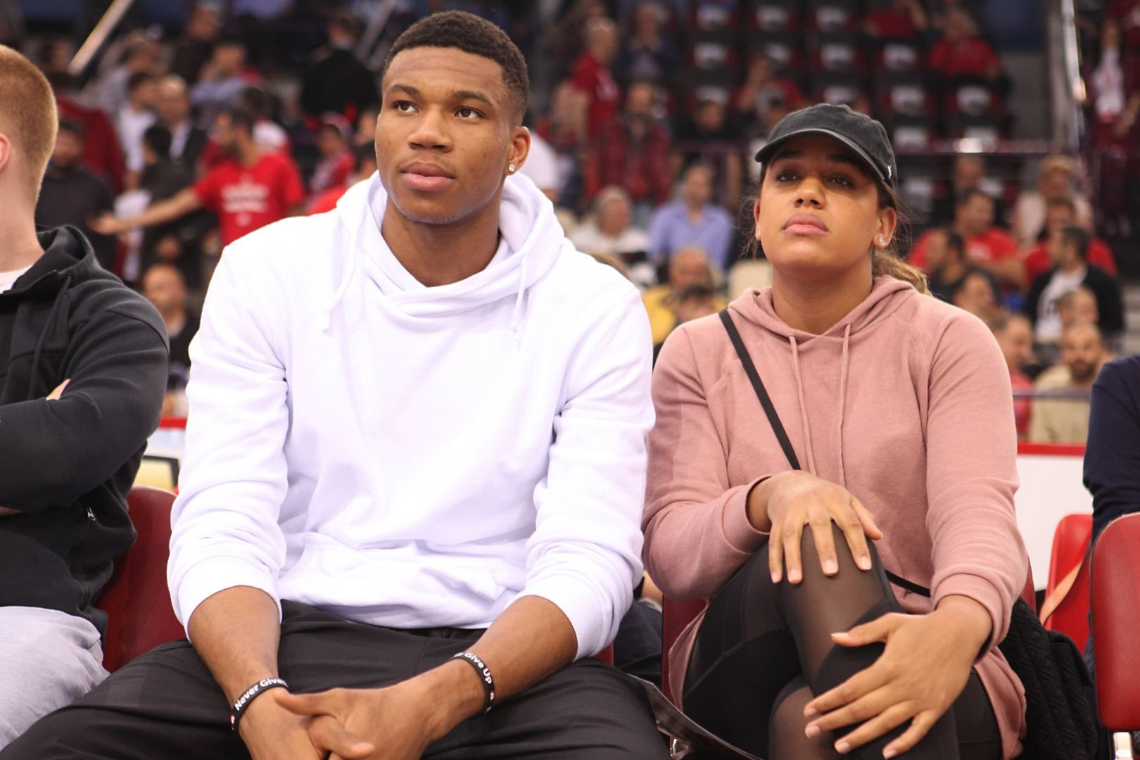 Giannis Antetokounmpo Admits the Super Bowl Halftime Show Almost Got Him in Trouble