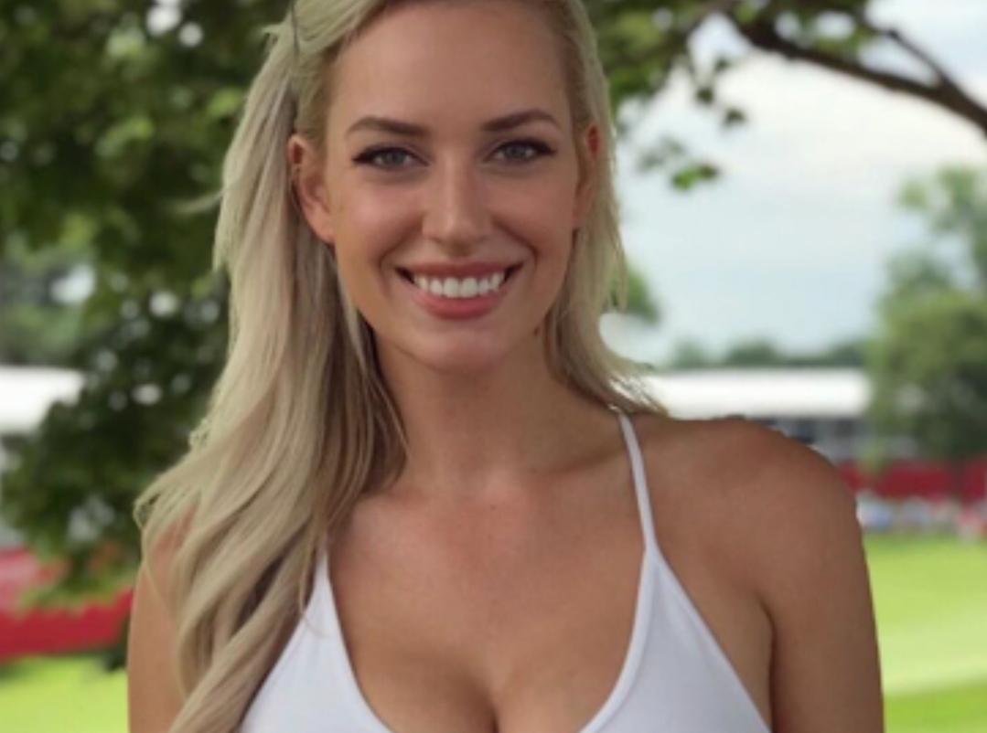 Paige Spiranac Reveals That an Ex-Boyfriend Leaked Nude