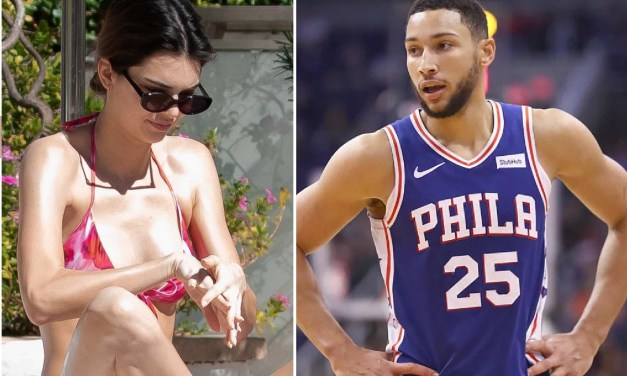 Ben Simmons and Kendall Jenner Check Out of Miami Hotel After Crazy Super Bowl Weekend