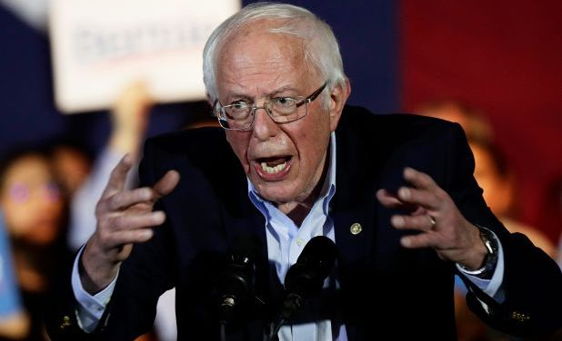 "NFL Owners Reportedly ""Fearful"" of Bernie Sanders Possibly Clinching the Democratic Nomination"