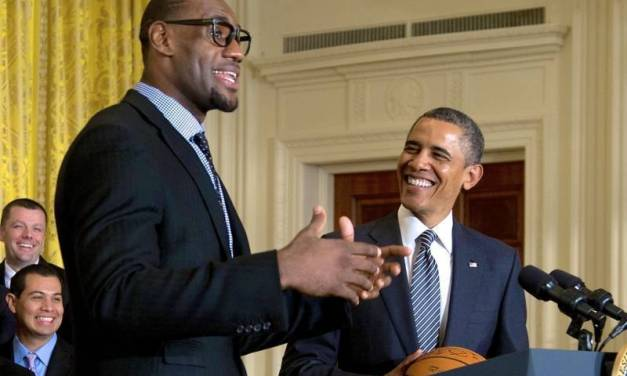 Skip Bayless Says He Has Inside Information LeBron James Will Run for President