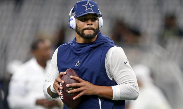 Cowboys Haven't Met With Dak Prescott's Agent Since Before the Season