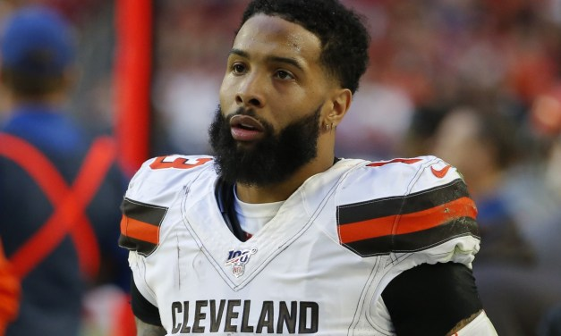 Odell Beckham Jr. is Viewed as Part of the Browns Future