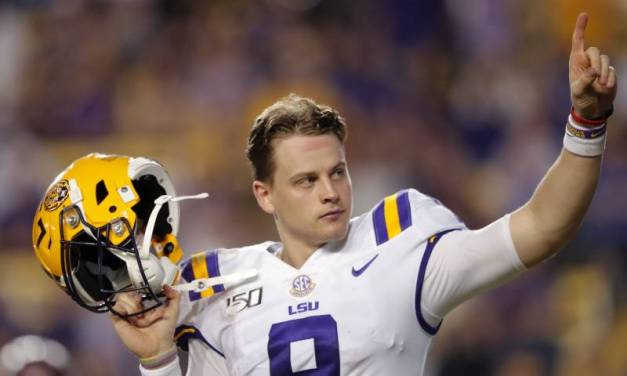 Joe Burrow Jokes About Retirement After Reports of His Hand Size