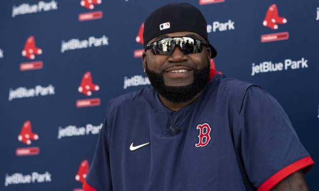 David Ortiz' Estate Sale Features A Lot of Red Sox Items and Even An Asparagus Rug