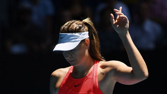 Maria Sharapova Retires from Tennis After 19-Year Pro Career