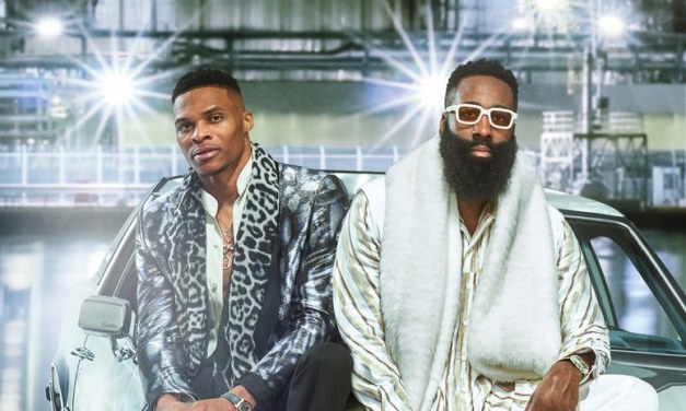 Russell Westbrook and James Harden Are GQ's Latest Cover Stars
