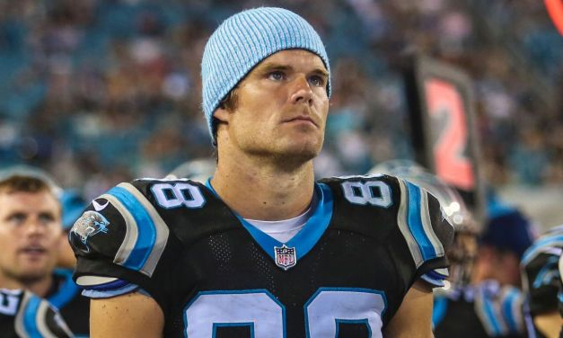 Greg Olsen is Reportedly Signing a One-Year Deal With the Seahawks
