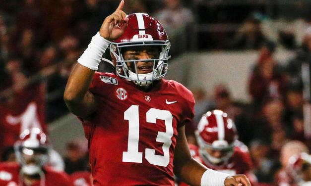 Tua Tagovailoa Reportedly Won't Be Ready for Combine Workouts