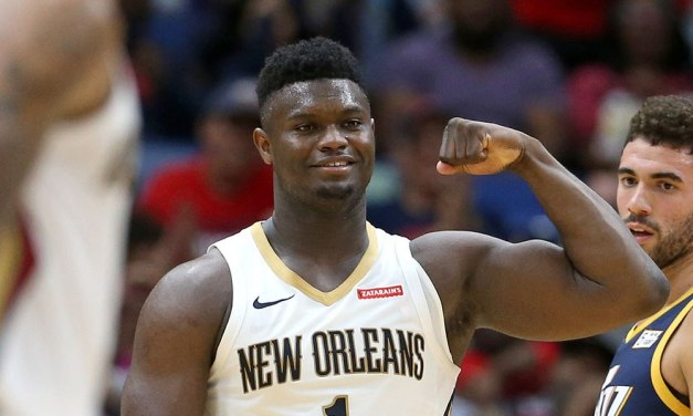 Zion Williamson is Reportedly Weighing More than Ever