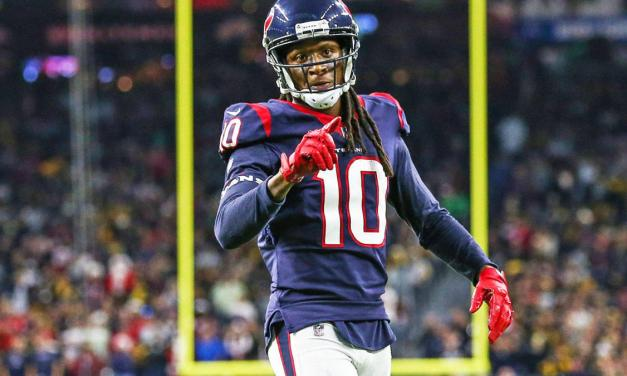 Cardinals Have Had Conversations With DeAndre Hopkins About a New Contract