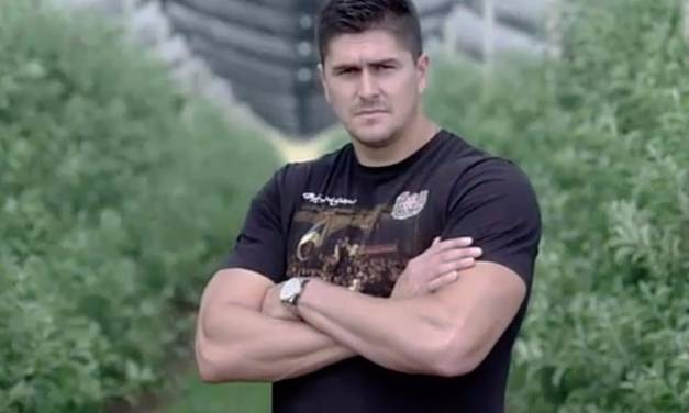 Serbian Apple Farmer and NBA Bust, Darko Milicic, Responds to Dwyane Wade and Carmelo's Diss