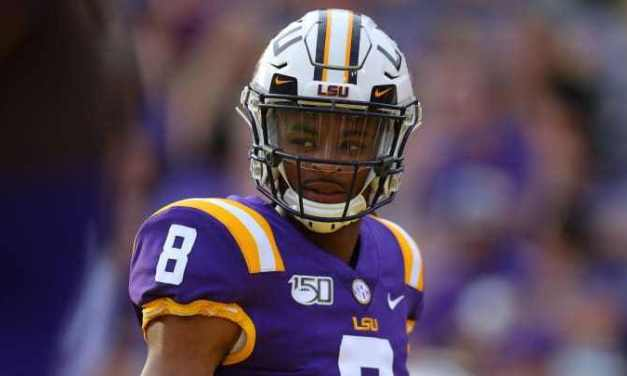 LSU QB Peter Parrish Has Been Suspended Indefinitely for Violating Team Rules