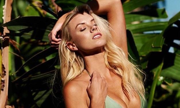 Katie Kearney Coming in Hot from Bali