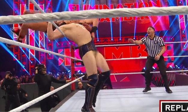 WWE's Daniel Bryan Suffers Wardrobe Malfunctions During Match