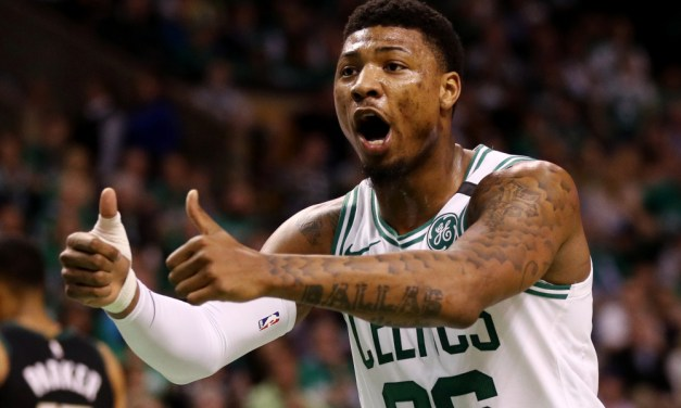 Celtics' Marcus Smart Says He's Cleared of Coronavirus